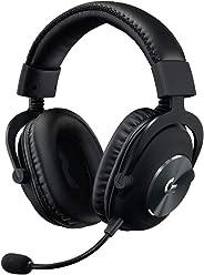 Logitech G PRO X (2e generatie) gaming-headset (met Blue VO!CE, DTS headphone: X 7.1 en PRO-G 50 mm luidsprekers, voor PC, P