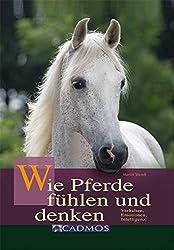 Wie Pferde fühlen und denken: Verhalten, Emotionen, Intelligenz (Cadmos Ratgeber)