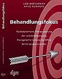 Behandlungsfokus: Psychodynamische Therapieplanung, Ziel- und Zeitbegrenzung, Praxisgerechte Nutzung der OPD-2, Bericht an den Gutachter - Udo Boessmann, Arno Remmers