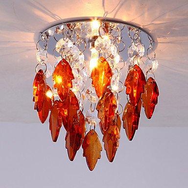Luces de Techo Cristal / LED / Mini Estilo 1 pieza , 220-240v