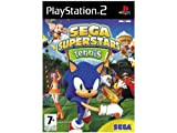 Playstation 2 Game - Sega Superstars Tennis