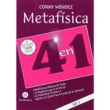 Metafisica 4 en 1, Vol. I (Spanish Edition) by Conny Mendez (2011-07-15)