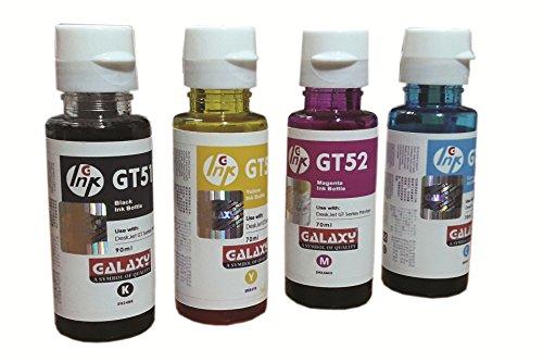 Galaxy HP GT 5810,5820 Compatible ink ( Black, Cyan,Yellow , Magenta )