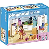 Dressing Room Modern House Playmobil