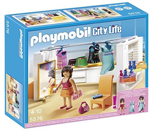 Playmobil Mansión Moderna Playset vestidor (5576)