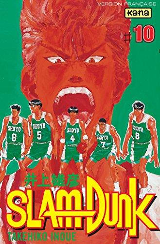 Slam Dunk, tome 10 par Takehiko Inoue