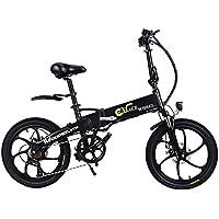 ROCKWHEEL GT20 48V * 350W vélo Pliant 20 Pouces vélo de Montagne électrique vélo à l'intérieur de la Batterie Li-on avec Ordinateur de vélo Cycles à Assistance électrique