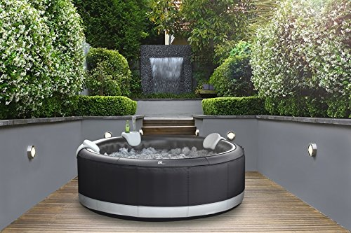 Trade-Line-Partner Premium Whirlpool Outdoor Camaro Spa 204x204cm aufblasbar