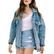 51776f7bb8 Amazon.it: Giacca Jeans Donna