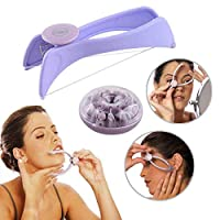 UNIK BRANDTM Eyebrow Face and Body Hair Threading and Removal System, tweezers for eyebrows, threading tool, threading machine for women, threading epilators for women