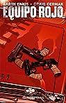Equipo rojo par Ennis