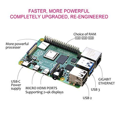 Zoom IMG-2 dinoka raspberry pi 4 4gb