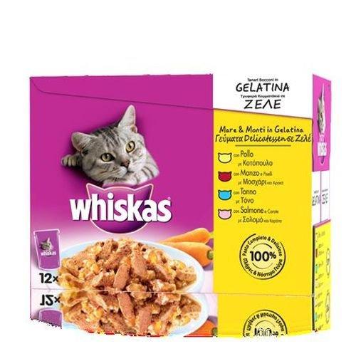 whiskas-gatto-mare-e-monti-in-gelatina-8-piu-4-buste-da-100-gr
