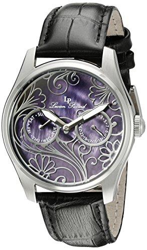 Lucien Piccard - LP-10147-01MOP, Reloj de pulsera Mujer, Negro