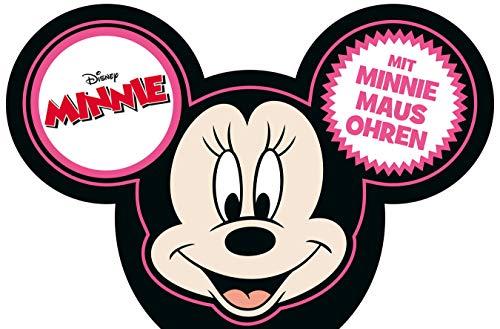 Disney Minnie: Mit Minnie-Maus-Ohren (Disney Minnie Maus)