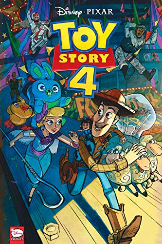 Disney-Pixar Toy Story 4 (Graphic Novel)
