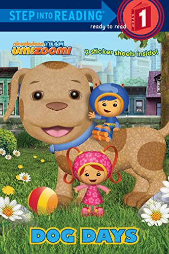 Dog Days (Team Umizoomi) (Step into Reading)