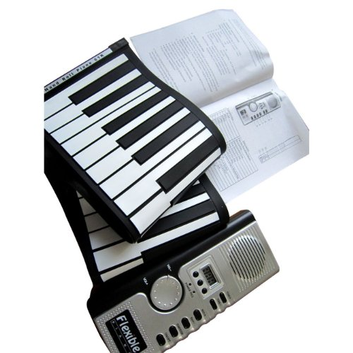 Loftek Keyboard con 61 teclas