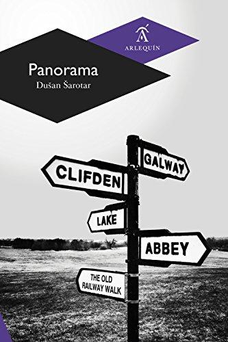 Panorama: Un relato acerca del curso de los acontecimientos (Novela) por Dušan Šarotar