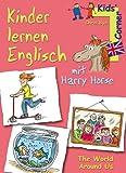Kinder lernen Englisch mit Harry Horse. The World Around Us