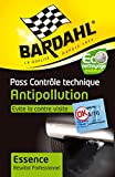 Bardahl 9044 PASS'CONTRÔLE Technique Anti-Pollution Essence