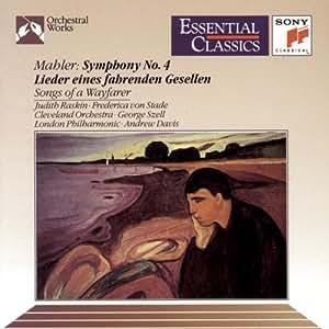 Mahler: Symphony No. 4 & Lieder Eines Fahrenden Gesellen
