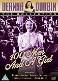 Deanna Durbin - 100 Men And A Girl [1937] [DVD]