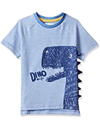 be35aba9 Mothercare Baby Boy's Animal Print Regular Fit T-Shirt