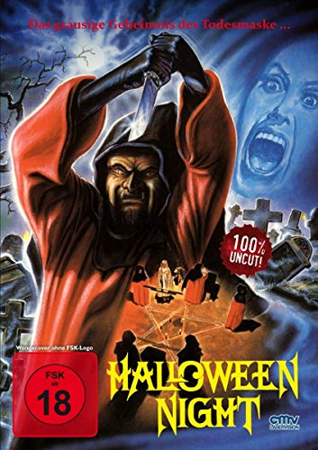 (Halloween Night - Uncut - limitiertes Mediabook auf 666 Stück (+ DVD) - Cover A [Blu-ray])