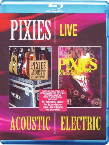 Pixies - Acoustic & electric - Live