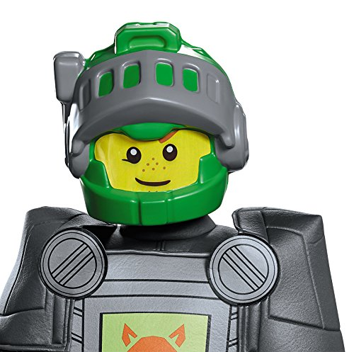 Lego Mask, Kids Nexo Aaron Costume Accessory