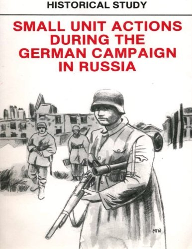 all Unit Actions During the German Campaign in Russia ()