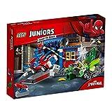 Unbekannt LEGO® Juniors Großes Kräftemessen von Spider-Man und Skorpion