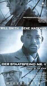 Der Staatsfeind Nr. 1 (Widescreen) [VHS]