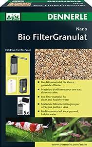 dennerle Nano Bio Filtergranulat pour Aquarium