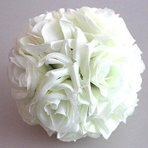 WMFL 15CM Blume küssen Ball für Hochzeit Blumen Ball Outdoor-Dekor