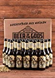 18 x Craft Beer Baldur - Nordic Märzen 0,33l Wacken Brauerei - Craft-Beer Paket - Beer of the Gods - Das Festbier für Wikinger - Bier