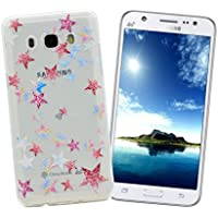 Cover Samsung Galaxy J5 2016 XiDe Custodia Ultra Leggero Sottile Cover  Flessibile in Silicone TPU Soft Case Cover Trasparente Chiaro Custodia  Protettiva ...