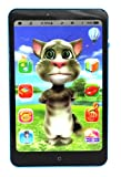 Best Children Tablets - Talking Tom Interactive Learning Tablet, Black Review