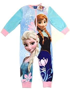 Disney Frozen Mädchen Strampelanzug Blau Blau