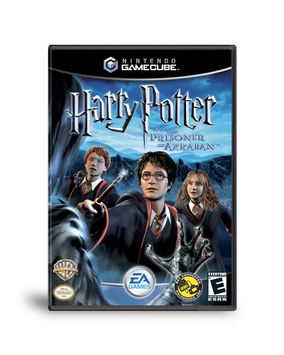 Click for larger image of Harry Potter: Prisoner of Azaban / Game
