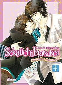 Sekai Ichi Hatsukoi Edition simple Tome 4