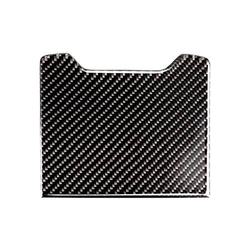 Ben-gi Carbon Heck Armlehne Aufbewahrungsbox Panel-Abdeckungs-Ordnung Ersatz für Mercedes C-Klasse W205 C180 C200 GLC - Machen Carbon Filter