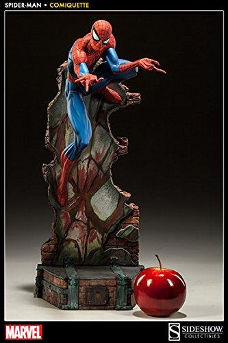 sideshow-comiquette-statue-spider-man-j-scott-campbell