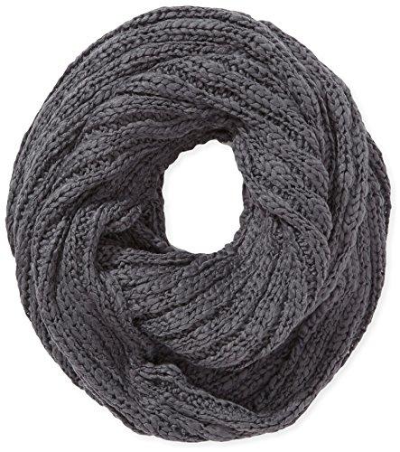 Pepe Jeans Damen Schal JEBE SCARF, Einfarbig, Gr. One size, Grau (GRAPHITE 961) (Schals Für Dummies)