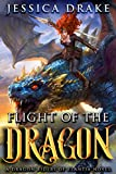 Flight of the Dragon: a Dragon Fantasy Adventure (Dragon Riders of Elantia Book 2) (English Edition)