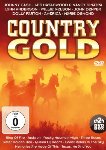 Country Gold - 2DVDs