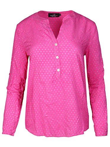 9c016dacd3f72a Zwillingsherz Bluse mit Punkte Muster - Hochwertiges Oberteil Für Damen  Mädchen - Langarmshirt - Top - T-Shirt - Pullover - Sweatshirt - Hemd Für  Sommer ...