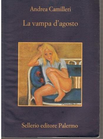 La vampa d'agosto,Andrea Camilleri