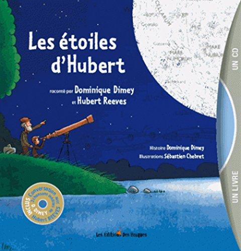 Les étoiles d'Hubert (1CD audio)